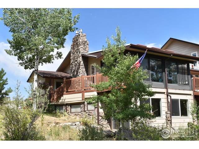 2068 Storm Mountain Dr, Drake, CO 80515 (MLS #920958) :: The Sam Biller Home Team