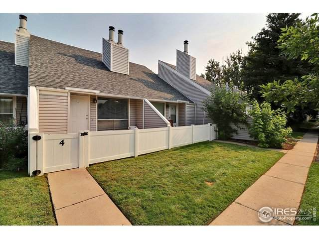 2721 19th St Dr 4B, Greeley, CO 80634 (MLS #920960) :: Wheelhouse Realty