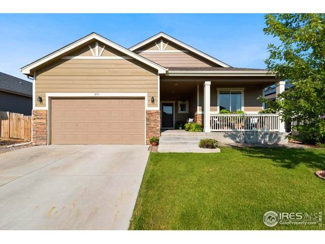 835 Saddleback Dr, Milliken, CO 80543 (MLS #920961) :: Wheelhouse Realty