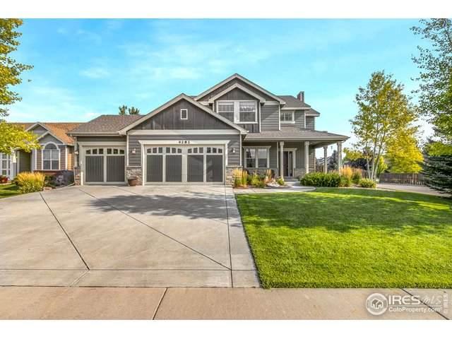 4282 Woodlake Ln, Wellington, CO 80549 (MLS #920965) :: 8z Real Estate