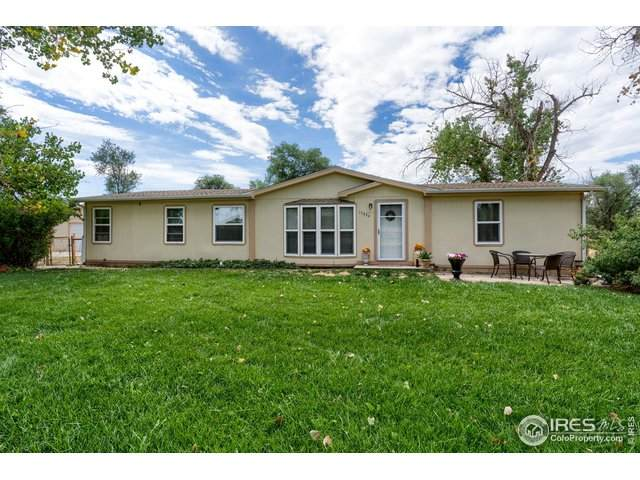 15334 Mary Ave, Fort Lupton, CO 80621 (MLS #920970) :: Keller Williams Realty