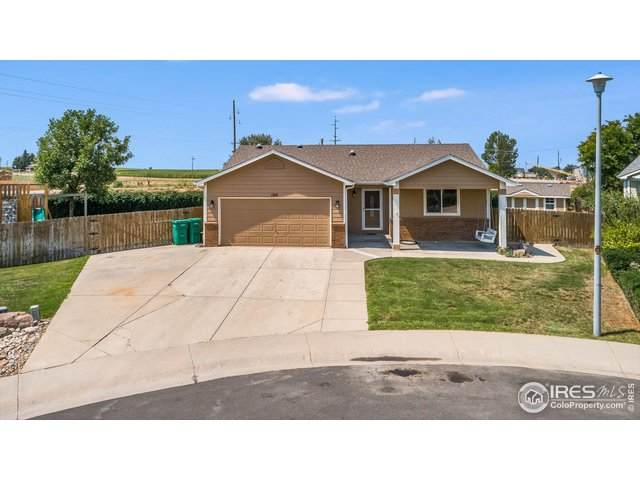 160 Oakwood Ct, Milliken, CO 80543 (MLS #920973) :: Wheelhouse Realty