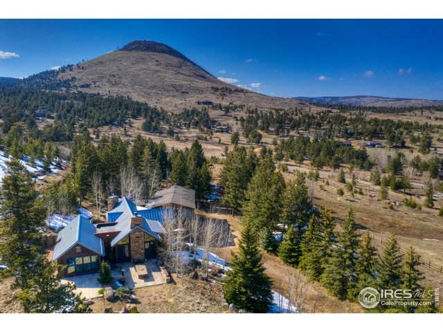 4211 Sugarloaf Rd, Boulder, CO 80302 (MLS #920991) :: Wheelhouse Realty