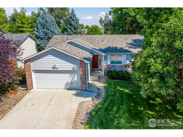 2128 Sunstone Dr, Fort Collins, CO 80525 (MLS #921003) :: Wheelhouse Realty