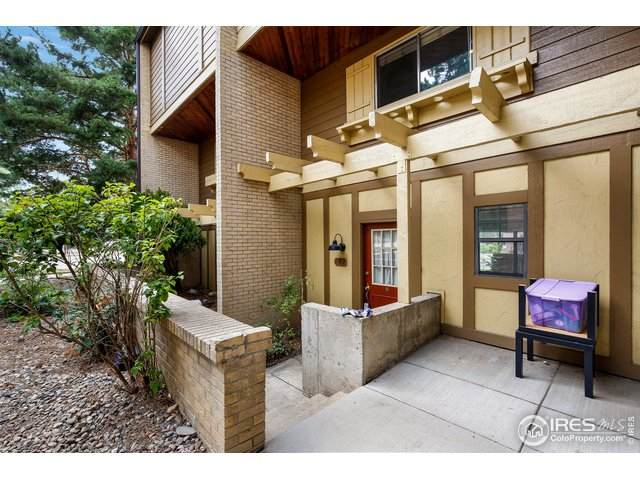 3000 Colorado Ave #102, Boulder, CO 80303 (MLS #921004) :: Wheelhouse Realty