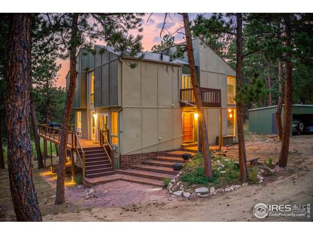 791 Mountain Meadows Rd, Boulder, CO 80302 (MLS #921023) :: Wheelhouse Realty