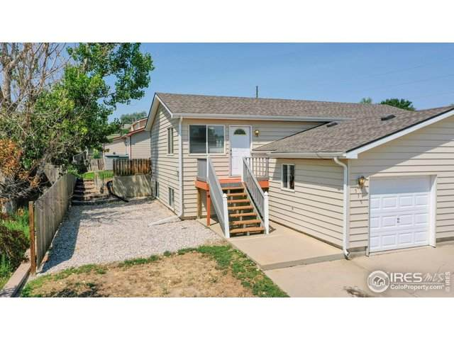 525 S Elm St, Keenesburg, CO 80643 (MLS #921026) :: 8z Real Estate