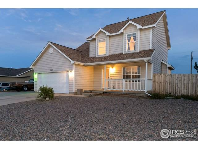 260 E Joshua Ave, Keenesburg, CO 80643 (MLS #921029) :: Wheelhouse Realty
