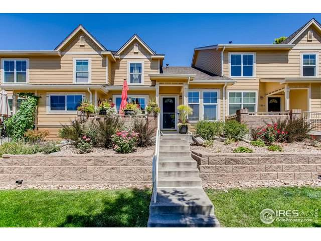 2814 Rock Creek Dr, Fort Collins, CO 80528 (MLS #921032) :: Wheelhouse Realty