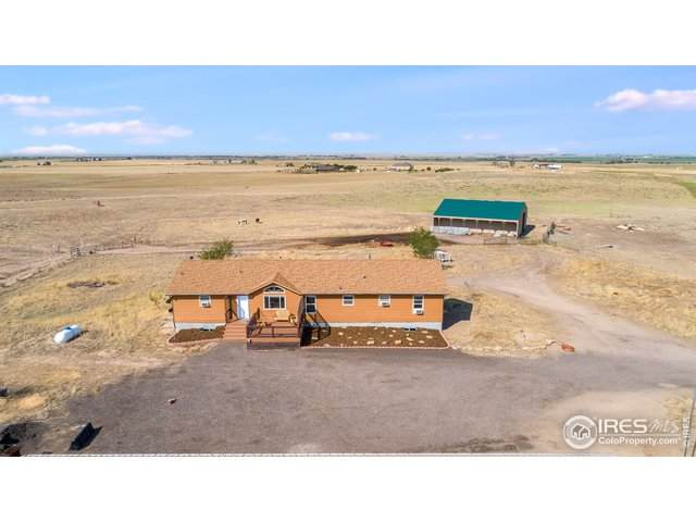 24600 County Road 40, La Salle, CO 80645 (MLS #921040) :: Wheelhouse Realty