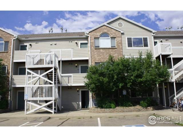 2850 Aurora Ave #103, Boulder, CO 80303 (MLS #921042) :: Downtown Real Estate Partners