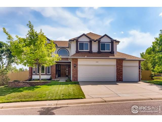 1104 E Akron Pl, Superior, CO 80027 (#921051) :: The Margolis Team