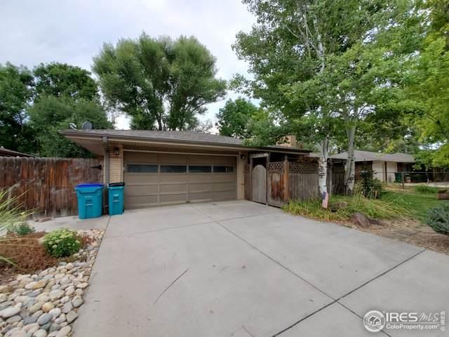 2205 Vassar Ave, Fort Collins, CO 80525 (MLS #921052) :: Wheelhouse Realty