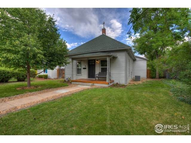 304 Smith St, Fort Collins, CO 80524 (MLS #921053) :: Tracy's Team