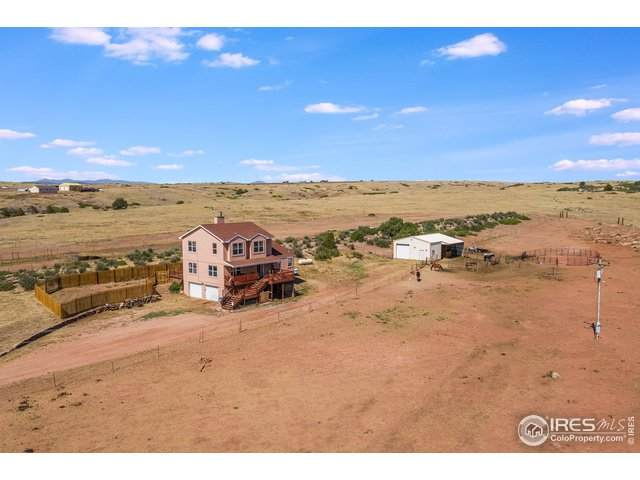601 Red Mountain Rd, Livermore, CO 80536 (MLS #921061) :: Wheelhouse Realty