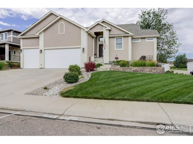 501 56th Ave, Greeley, CO 80634 (MLS #921082) :: The Sam Biller Home Team