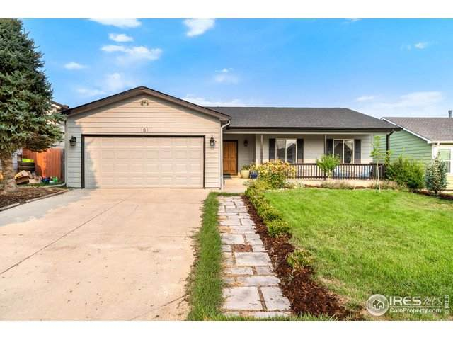 101 N 49th Ave Pl, Greeley, CO 80634 (MLS #921086) :: 8z Real Estate
