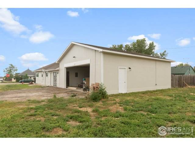 205 S Ash St, Keenesburg, CO 80643 (#921097) :: The Brokerage Group