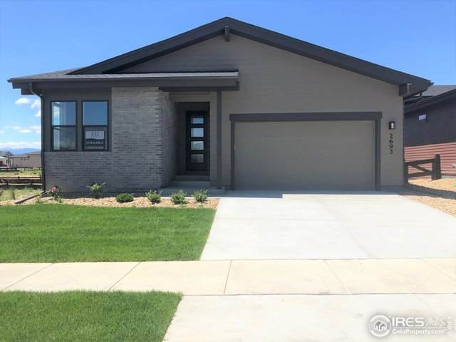 2693 Vallecito St, Timnath, CO 80547 (MLS #921098) :: Jenn Porter Group