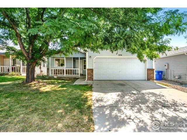 374 Emerald Ct, Loveland, CO 80537 (MLS #921114) :: Wheelhouse Realty