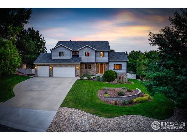 102 Eagle Dr, Milliken, CO 80543 (MLS #921115) :: Neuhaus Real Estate, Inc.