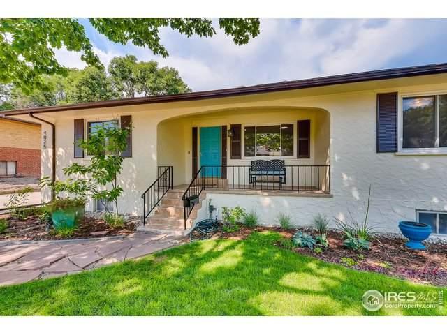 4025 Cody St, Wheat Ridge, CO 80033 (MLS #921122) :: 8z Real Estate