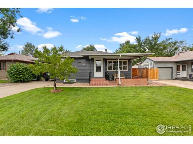 1025 W 7th St, Loveland, CO 80537 (#921124) :: Compass Colorado Realty