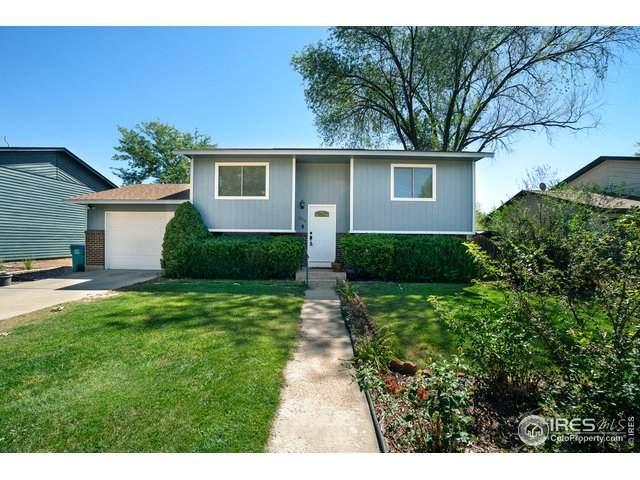 7850 1st St, Wellington, CO 80549 (MLS #921127) :: Neuhaus Real Estate, Inc.