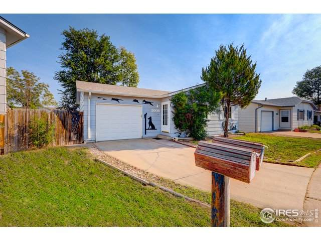 2009 Wedgewood Ct, Greeley, CO 80631 (#921129) :: The Dixon Group