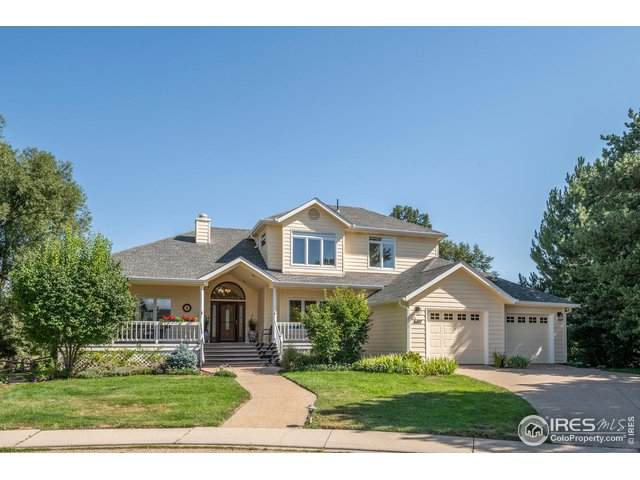 6107 S Chelsea Manor Ct, Boulder, CO 80301 (#921131) :: The Dixon Group