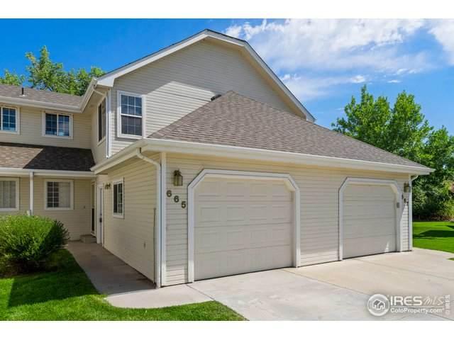 665 Moose Ct, Loveland, CO 80537 (MLS #921132) :: Wheelhouse Realty