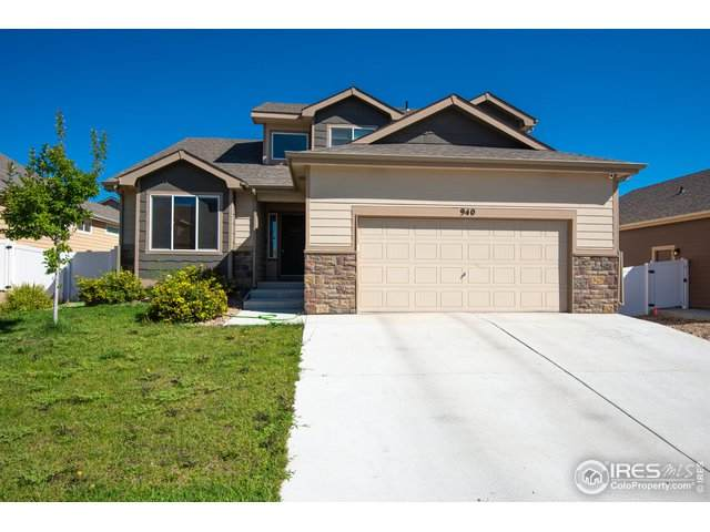 940 Mt Andrew Dr, Severance, CO 80550 (MLS #921145) :: 8z Real Estate