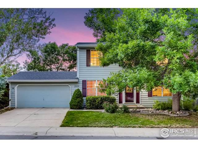 2009 Huntington Cir, Fort Collins, CO 80526 (MLS #921166) :: Wheelhouse Realty
