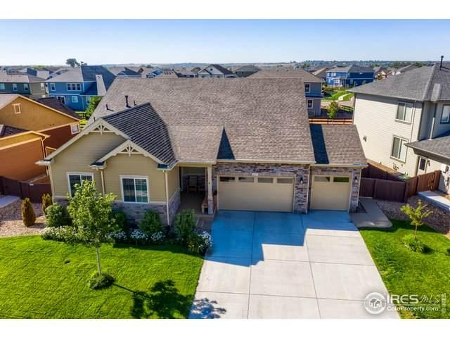 6077 Pryor Rd, Timnath, CO 80547 (MLS #921188) :: Wheelhouse Realty