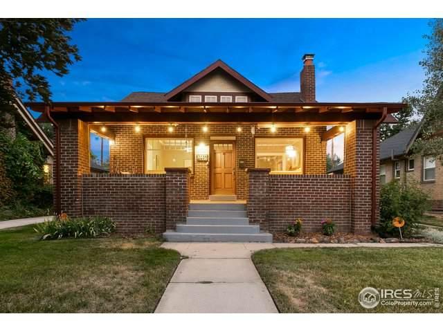 2654 Elm St, Denver, CO 80207 (MLS #921204) :: Wheelhouse Realty