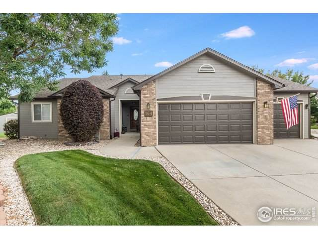 164 Morgan Ct, Loveland, CO 80537 (MLS #921209) :: Neuhaus Real Estate, Inc.