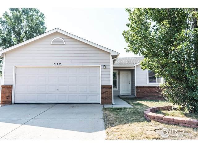 532 S Savannah Cir, Milliken, CO 80543 (MLS #921215) :: Kittle Real Estate