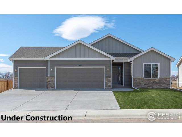 3425 Buffalo Grass Ln, Wellington, CO 80549 (#921228) :: The Griffith Home Team