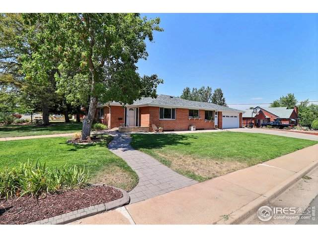1901 15th St, Greeley, CO 80631 (#921229) :: The Dixon Group