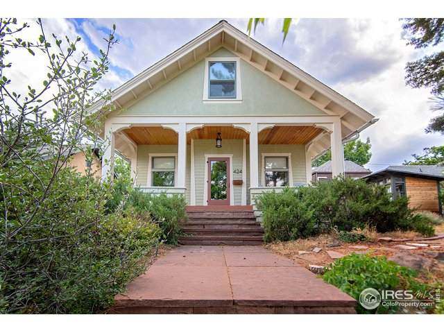 424 Concord Ave, Boulder, CO 80304 (MLS #921251) :: Bliss Realty Group