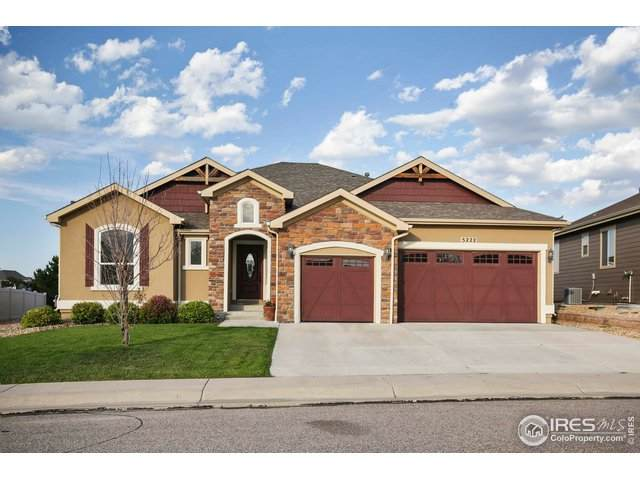 5222 Horizon Ridge Dr, Windsor, CO 80550 (#921253) :: The Margolis Team