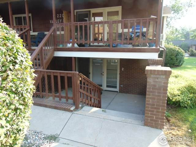 2200 Valley Forge Ave #2, Fort Collins, CO 80526 (MLS #921254) :: 8z Real Estate