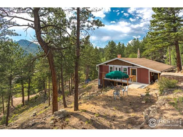 3497 Coal Creek Canyon Dr #18, Pinecliffe, CO 80471 (MLS #921270) :: Stephanie Kolesar