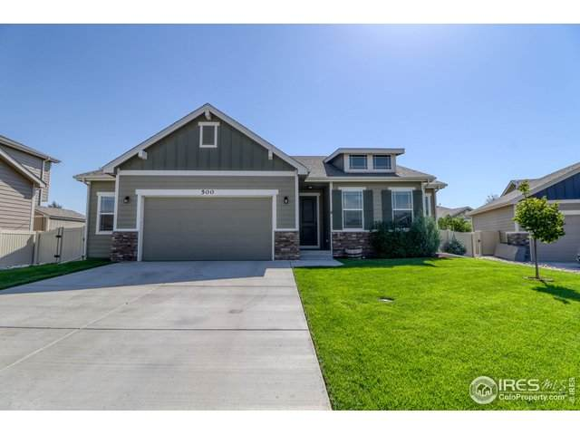 500 Cimarron Dr, Ault, CO 80610 (#921273) :: Kimberly Austin Properties