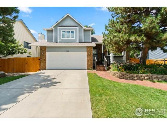 4355 Kingsbury Dr, Fort Collins, CO 80525 (MLS #921274) :: 8z Real Estate