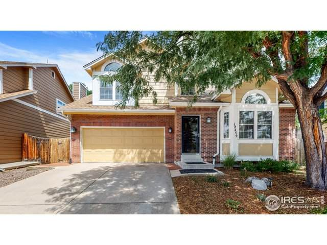 12459 W 84th Dr, Arvada, CO 80005 (#921277) :: The Dixon Group