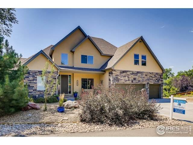 7910 W Meadow Dr, Littleton, CO 80128 (MLS #921290) :: Neuhaus Real Estate, Inc.