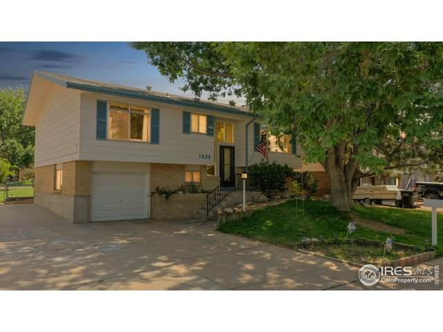 1626 26th Ave Ct, Greeley, CO 80634 (MLS #921298) :: Neuhaus Real Estate, Inc.