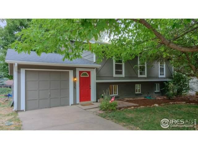 335 Peerless St, Louisville, CO 80027 (#921308) :: milehimodern