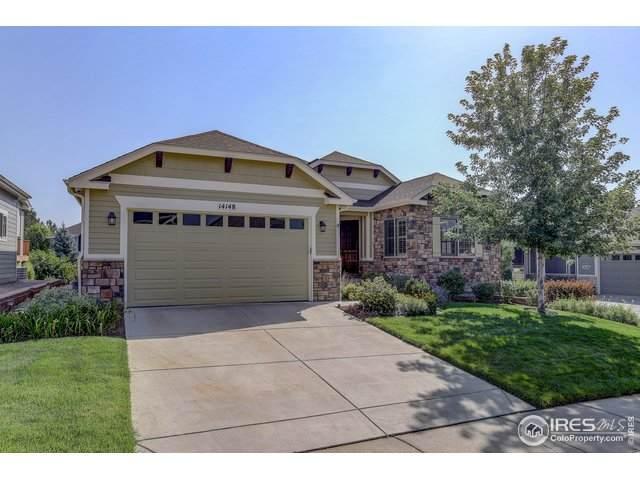14148 Reserve Pl, Broomfield, CO 80023 (MLS #921312) :: Wheelhouse Realty